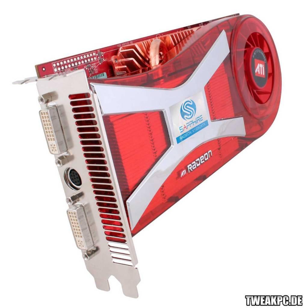 Radeon X1950xtx Pcie 512