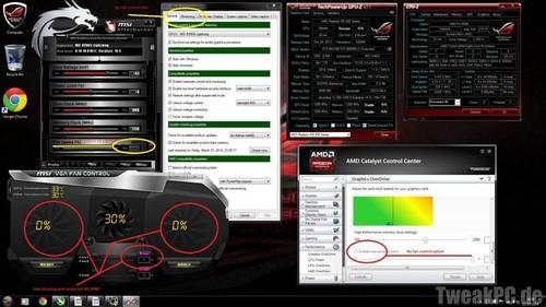 MSI Radeon R9 290X Lightning: Beta-Treiber kann die Grafikkarte beschädigen - Update