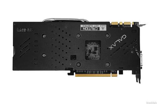 Galax präsentiert die GeForce GTX  970 EXOC Black Edition