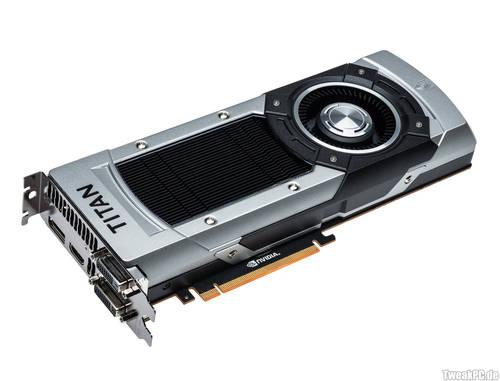 Nvidia: GeForce GTX Titan X angekündigt - GM200-GPU trifft auf 12 GB Speicher