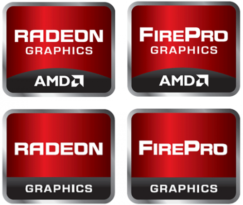 AMD: Neue Logos ohne ATI