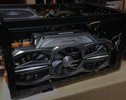 Geforce GTX 980 Amp Extreme: Zotac-Karte mit opulentem Kühler