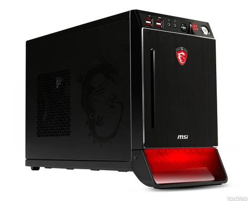 MSI Nightblade: Neues Mini-ITX-Gaming-Barebone