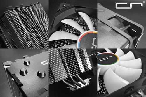 Cryorig H7: CPU-Kühler der Mainstream-Klasse