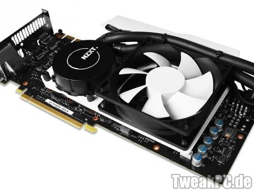 NZXT Kraken G10: CPU-Wasserkühlungsadapter für Grafikkarten vorgestellt