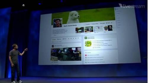 Facebook: Timeline ersetzt die Pinnwand