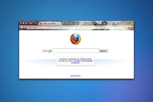 Mozilla: Neues Firefox-Interface gezeigt