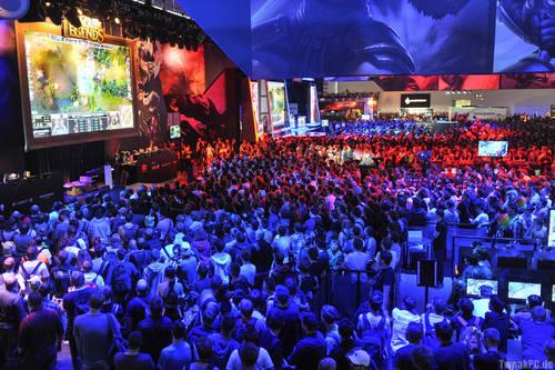 Gamescom: Samstags-Tickets (nahezu) ausverkauft