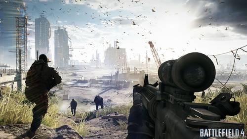 Battlefield 4: Zahlreiche Server-Crashes nach Client-Patch - R10-Update