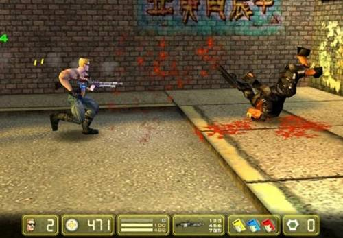 Duke Nukem Manhatten Project 2002