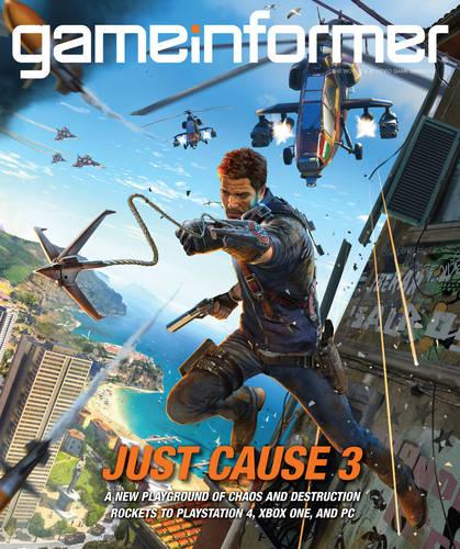 Just Cause 3 angekündigt - Just Cause 2 im 80-Prozent-Angebot