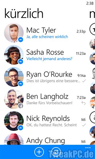 Windows Phone Facebook App Funktioniert Nicht