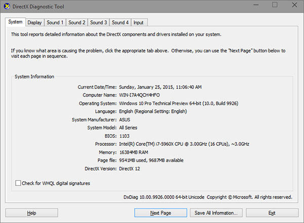 DirectX 12 ver  246 ffentlicht - API ist bereits jetzt Teil von Windows 10