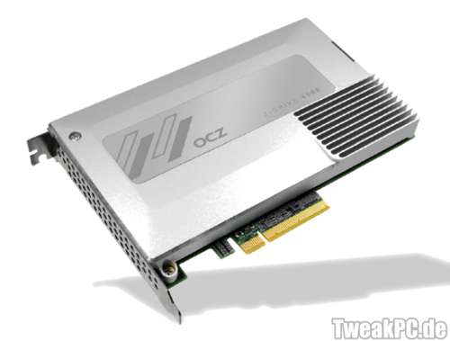 OCZ Z-Drive 4500: High-End PCI-Express-SSD vorgestellt