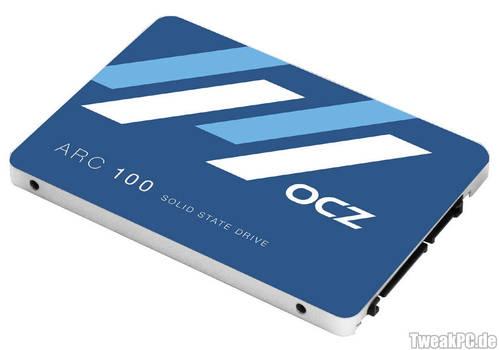OCZ: ARC-100-Serie knackt die 50-Cent-je-Gigabyte-Grenze