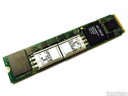 OCZ: JetExpress-Chipsatz für SSDs zeigt sich auf der CES