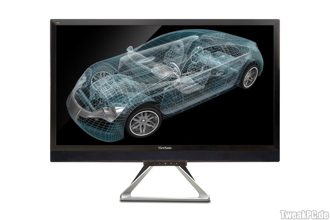 ViewSonic: Gaming-Monitor mit UHD-Auflösung für unter 400 Euro
