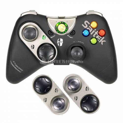 Saitek cyborg rumble pad für pc und xbox 360
