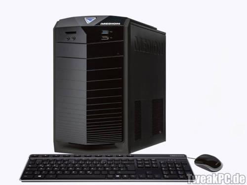Aldi: Neuer Komplett-PC von Medion für 399 Euro ab dem 28.11