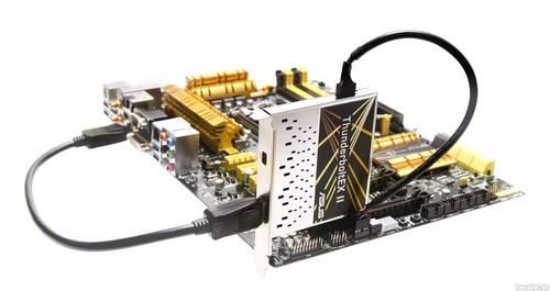Intel kündigt erste Thunderbolt-II-Erweiterungskarte an