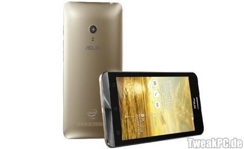 Asus Zenfone 4, 5 und 6: Smartphones ab 99 Dollar