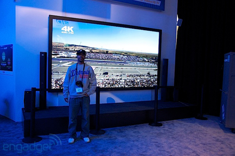 panasonic 3d tv mit 152 zoll auf der ifa. Black Bedroom Furniture Sets. Home Design Ideas