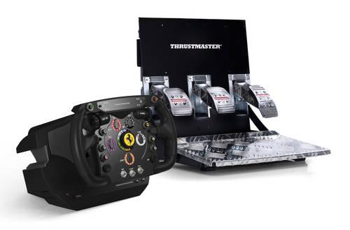 Trustmaster Ferrari F1 Wheel Integral T500 F 252 R Pc Und Ps3