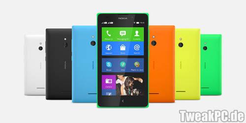 Microsoft: Nokia-X-Smartphones in Zukunft mit Windows Phone statt Android