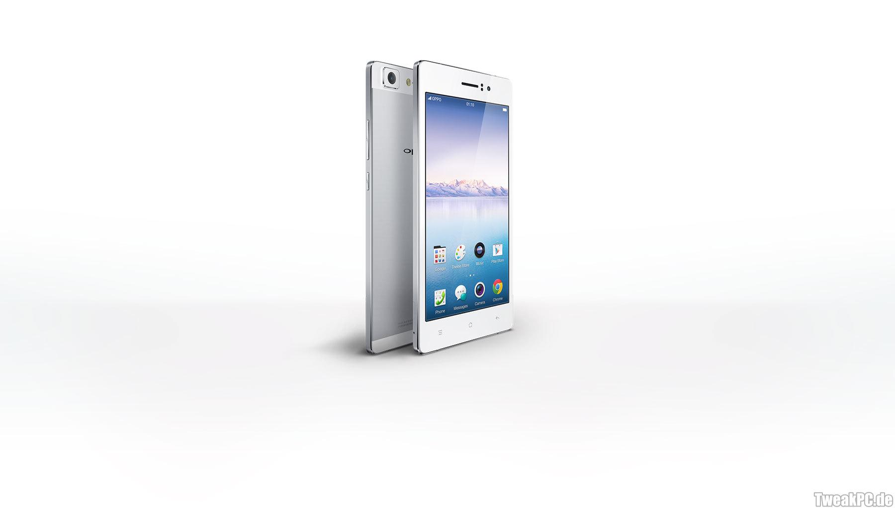 Oppo R5: Vorbestellung für das weltweit dünnste Smartphone gestartet
