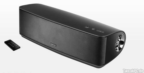 Edifier Bric Connect: Portabler Lautsprecher für Unterwegs