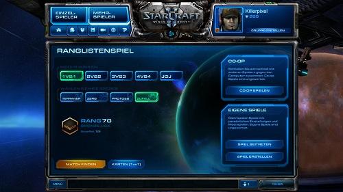 Sc2 Matchmaking nicht funktioniert