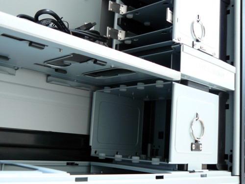 antec p183 v3 silent geh use im test 5 8. Black Bedroom Furniture Sets. Home Design Ideas