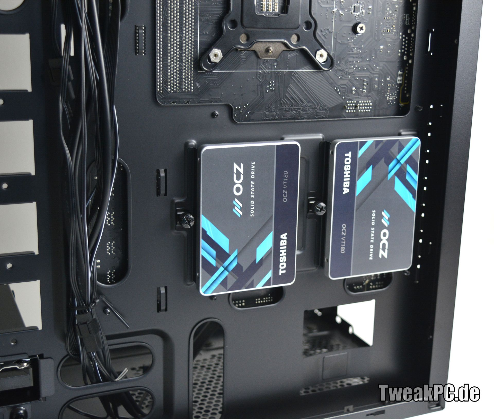 be quiet! Pure Base 600 im Test - Silent-Case mit Lüftersteuerung ...