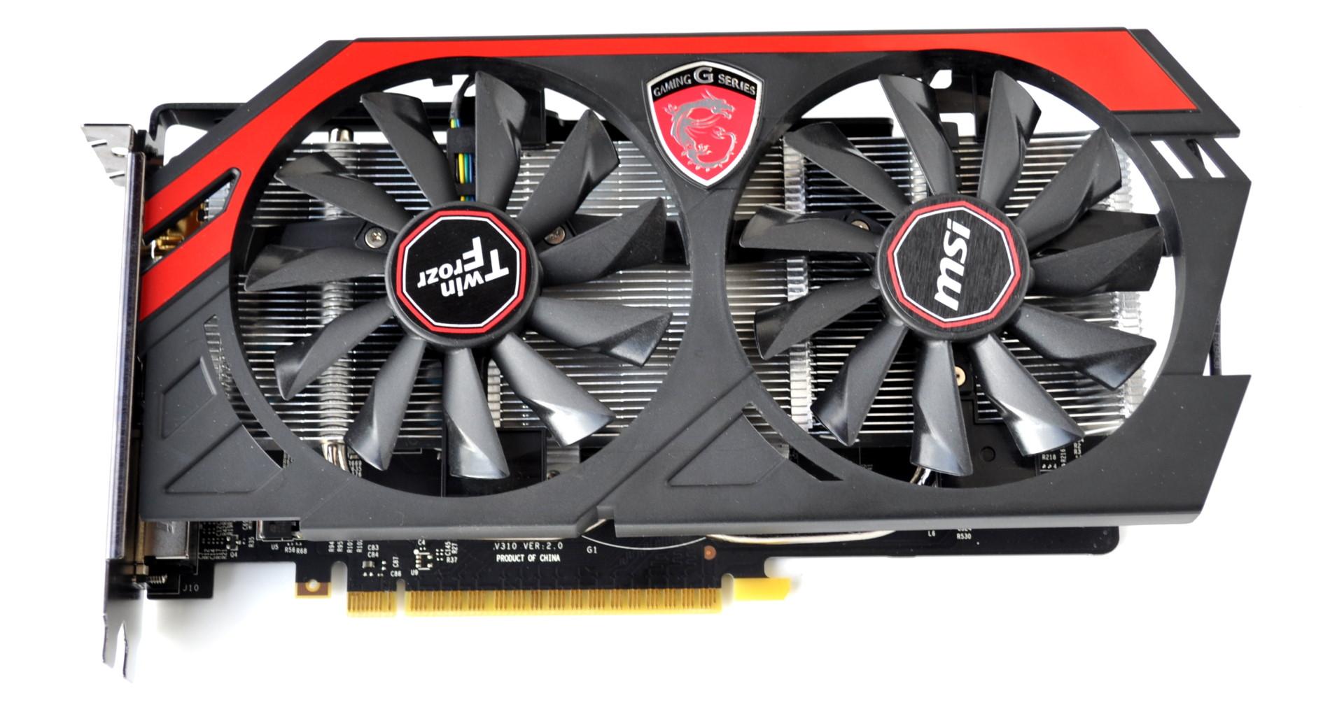 Nvidia GeForce GTX 750 und 750 Ti im Test - MSI GeForce ...