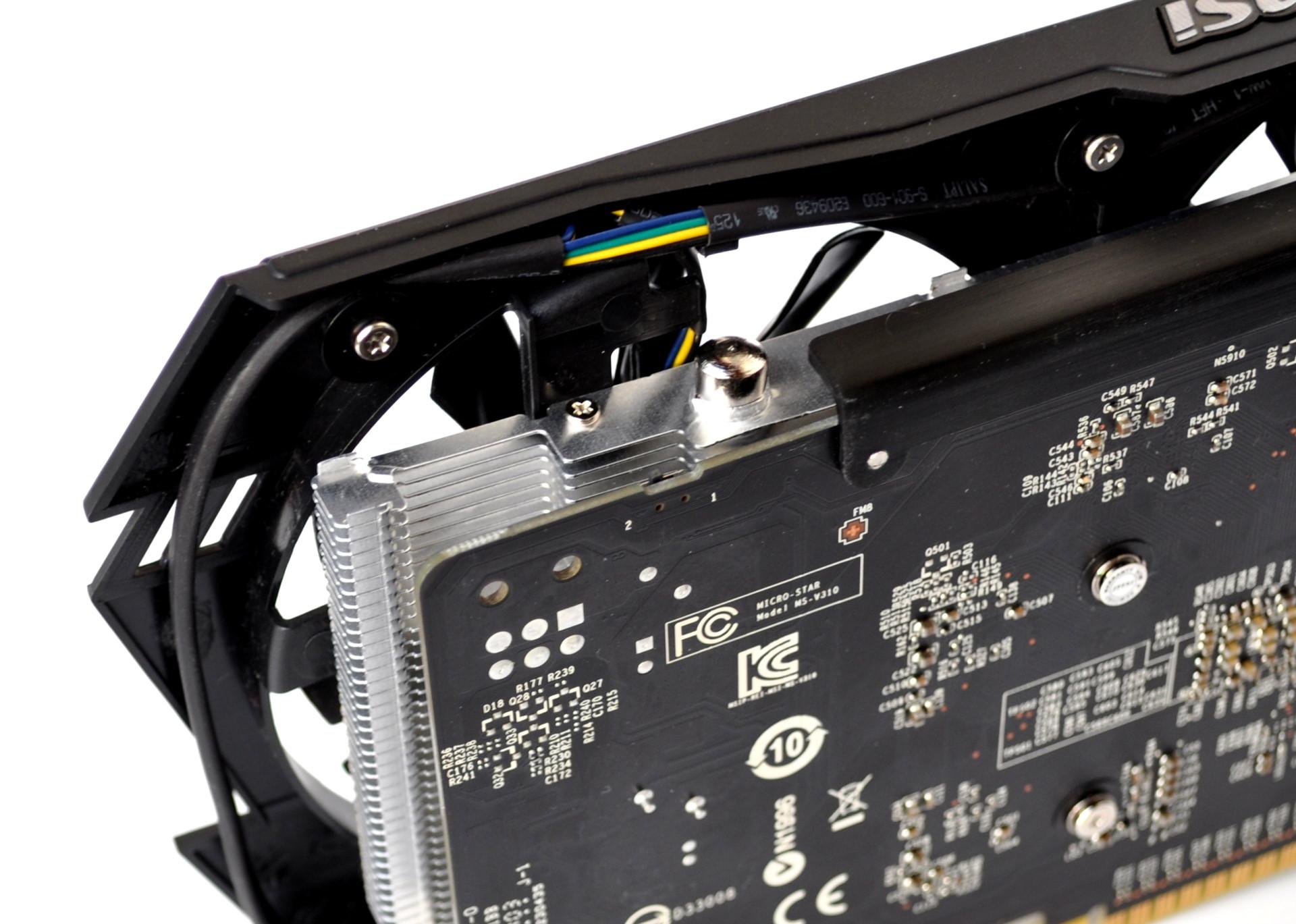Nvidia Geforce Gtx 750 Und Ti Im Test Msi 2gb Twin Frozr Gaming Auch Bei Der Karte Gibt Es Zu Den Blichen Dvi D Anschlssen Mit Dual Link Mini Hdmi Anschluss Die Anordnung Anschlsse Ist Identisch