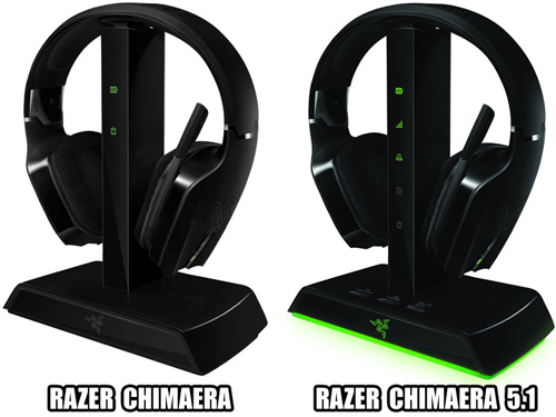 razer chimaera wireless gaming headset. Black Bedroom Furniture Sets. Home Design Ideas