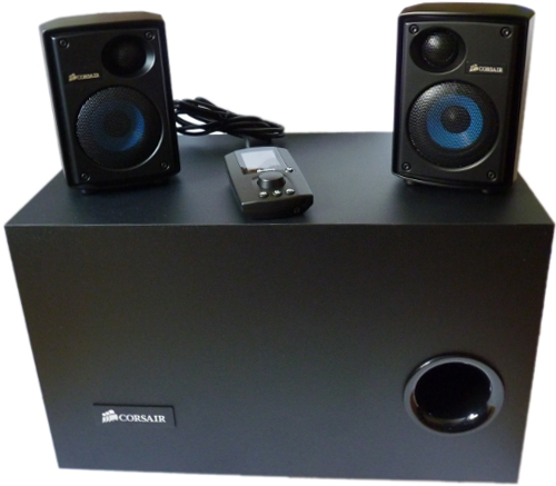 Corsair SP2500 Edel-Soundsystem für Gamer im Test