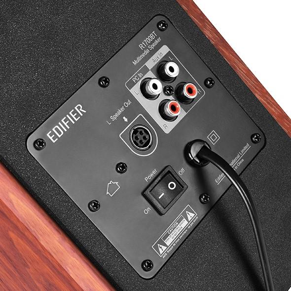 edifier r1700bt 2 0 bluetooth boxen f r pc und smartphone im test verarbeitung und aufbau 2 5. Black Bedroom Furniture Sets. Home Design Ideas