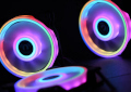 Bild: Test+Video: Thermaltake Riing Quad - Volle Pulle RGB!