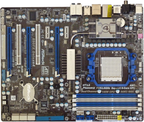 Asrock 890FX Deluxe4 Motherboard Driver