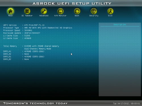 Asrock A75 Pro4/MVP Windows 8 Driver Download