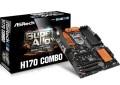 Bild: ASRock H170 Combo - Skylake Mainboard für DDR3 und DDR4