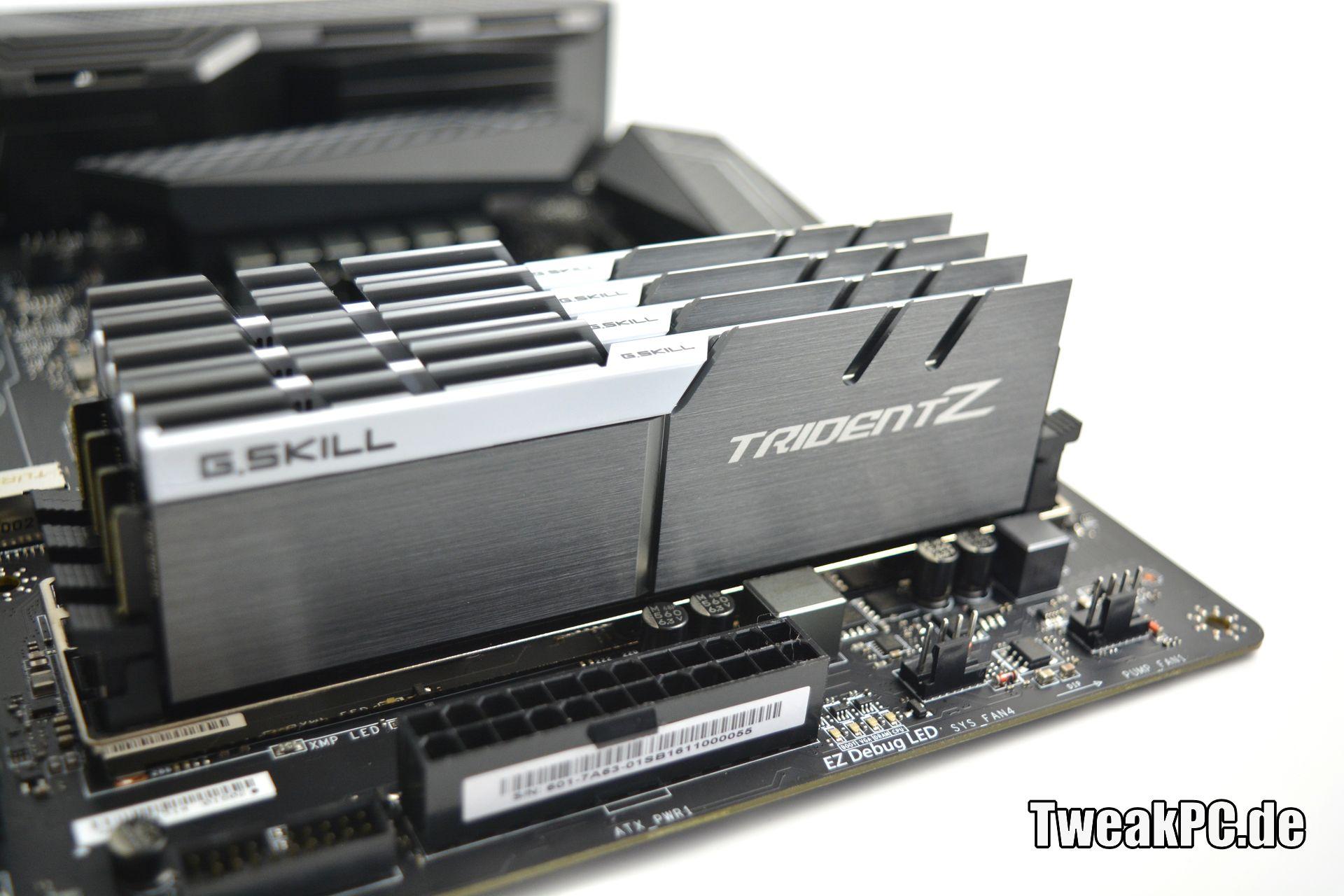MSI Z270 Gaming Pro Carbon mit Kaby Lake i5 7600K/i7 7700k