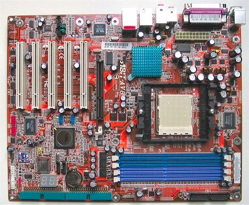 ABIT KV8 PRO (VIA K8T800P-8237) DESCARGAR DRIVER