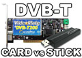 DVB-T: Card or stick?