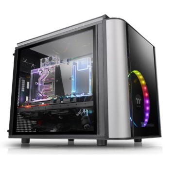 Bild: Thermaltake Core P5 Tempered Glass Edition