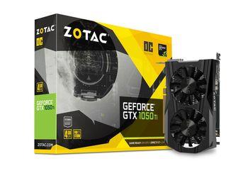 Bild: ZOTAC GeForceŽ GTX 1050 Ti OC Edition