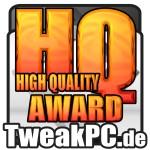 High Quality Award